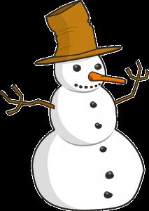 snowman-41457_640